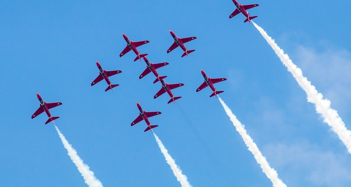 AIRSHOW NEWS: Sidmouth Airshow to return, bigger and better in 2021!