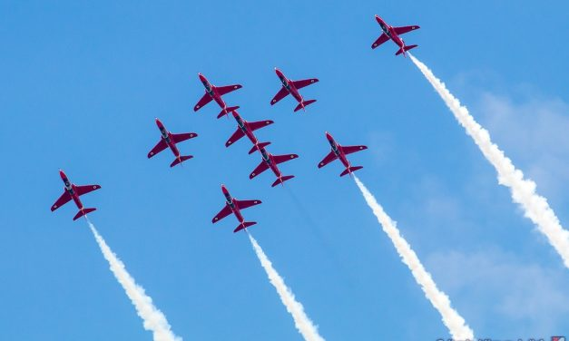 AIRSHOW NEWS: Weston Air Festival Cancelled for 2021