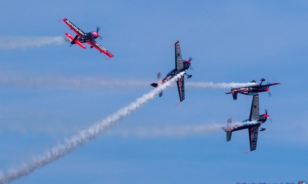 AIRSHOW NEWS: English Riviera Airshow postponed for second year