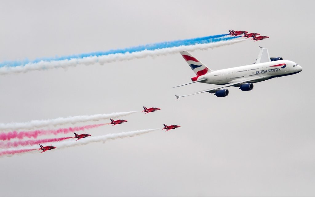 AIRSHOW NEWS: Air Tattoo to celebrate British Airways heritage