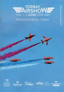 Torbay Airshow 2019