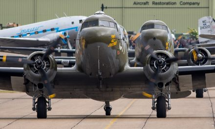 REVIEW: Daks over Duxford