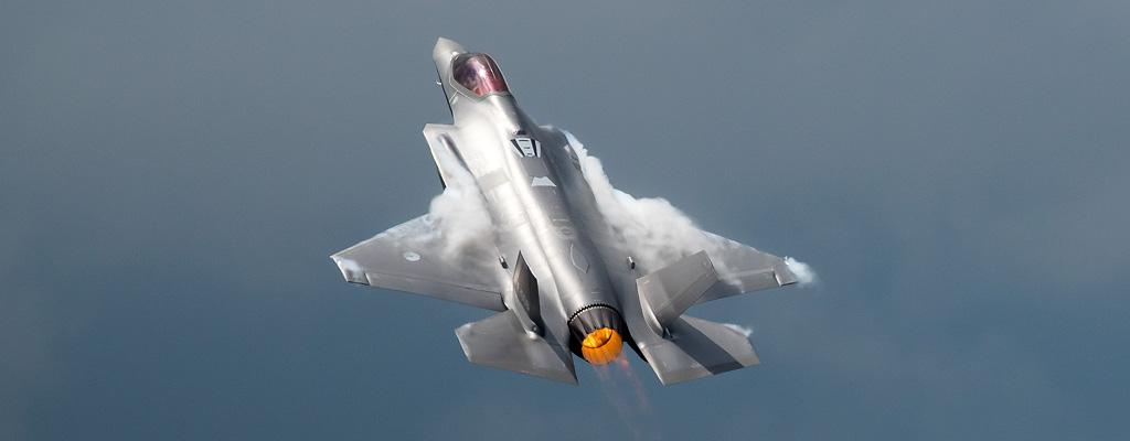 REVIEW: Luchtmachtdagen 2019, Volkel