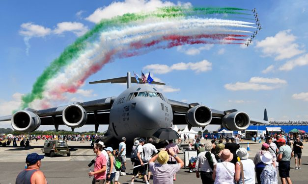 AIRSHOW NEWS: Saturday sell out at Air Tattoo