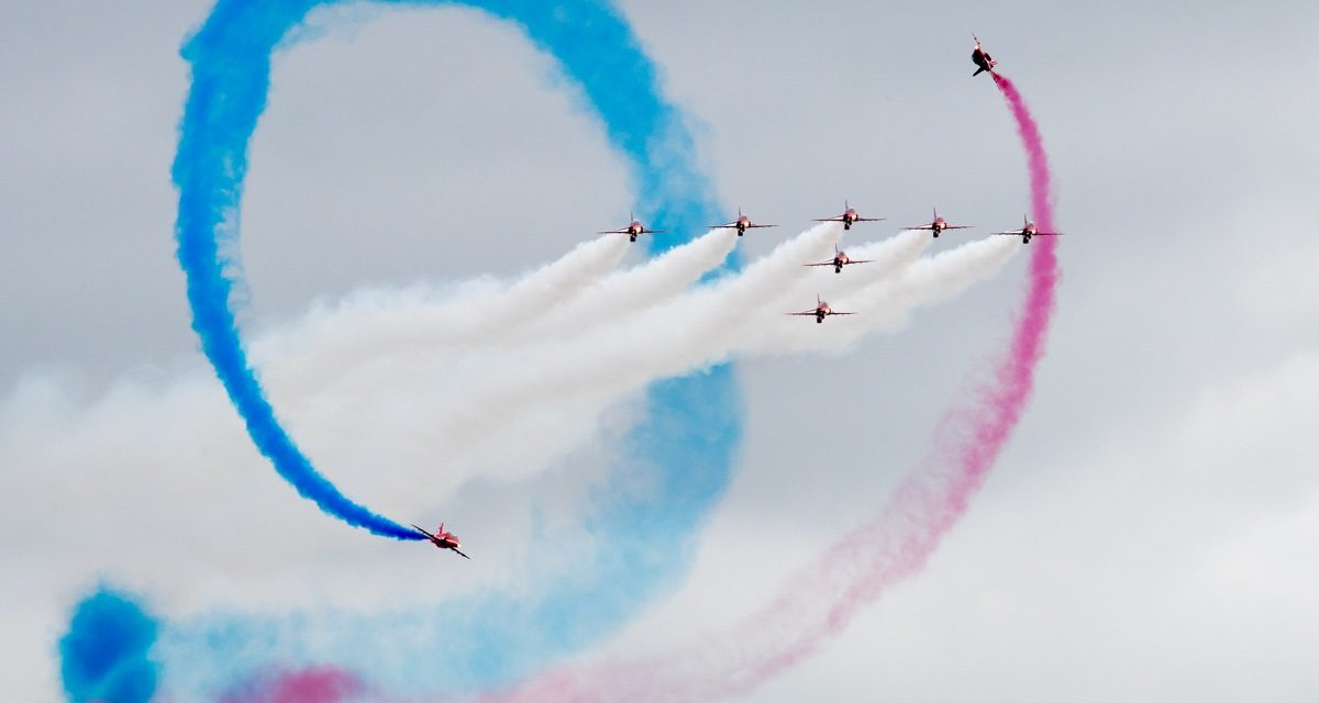 AIRSHOW NEWS: Rhyl Air Show will not take place in 2020 but will return in 2021