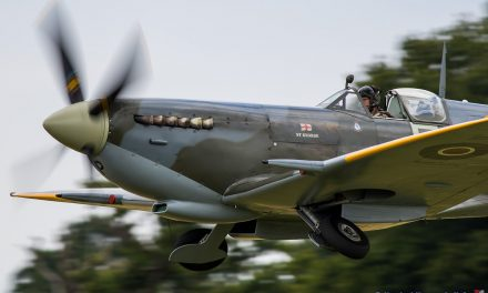 AIRSHOW NEWS: Weather update for Combined Ops at Headcorn Aerodrome this weekend