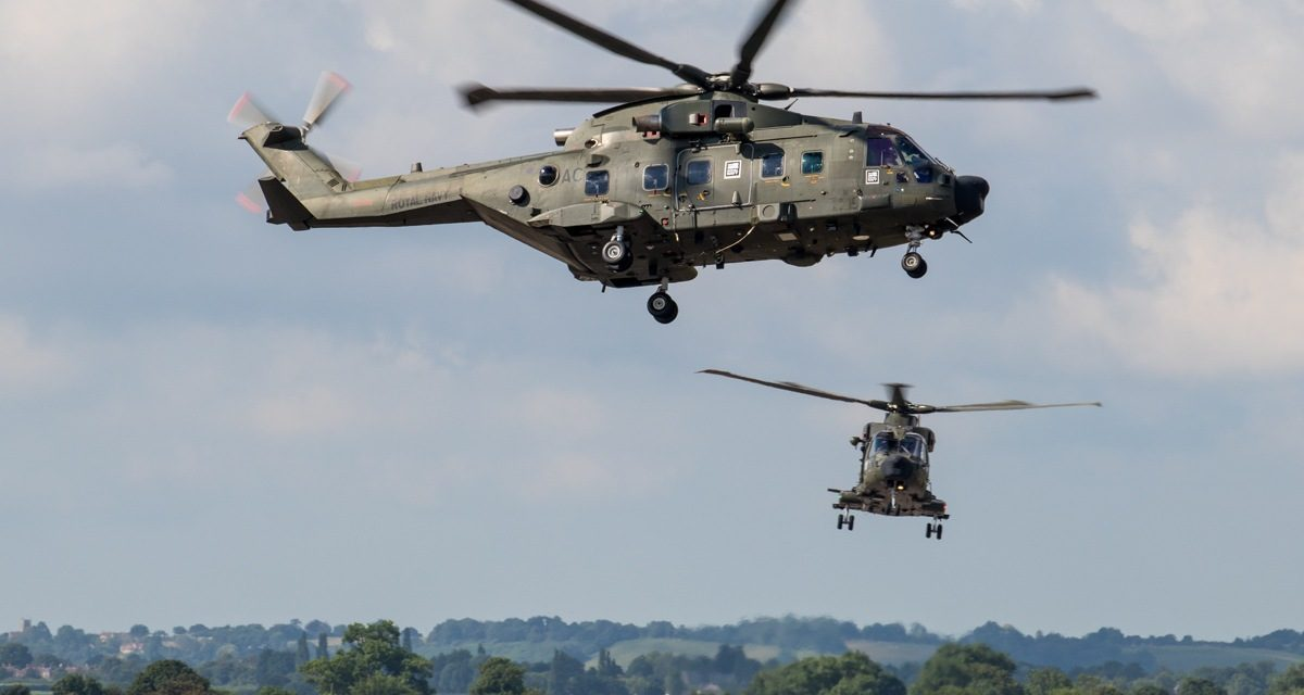 AIRSHOW NEWS: Royal Navy International Air Day 2021 Cancelled