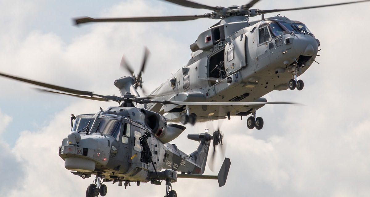 PREVIEW: Royal Navy International Air Day 2020, RNAS Yeovilton