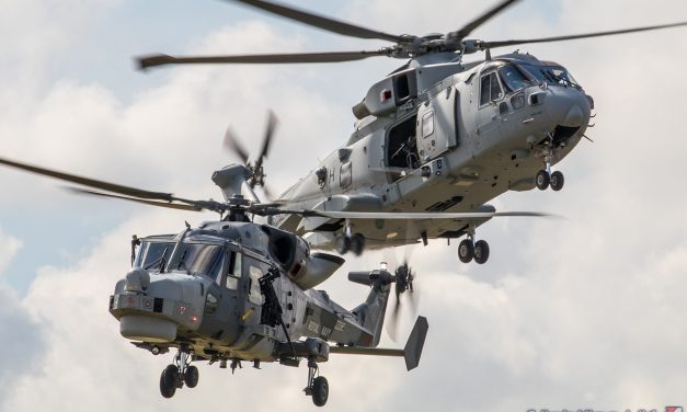 PREVIEW: Royal Navy International Air Day 2020, RNAS Yeovilton