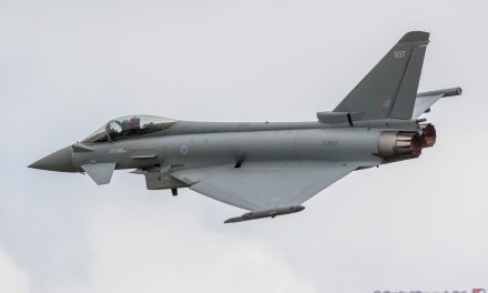AIRSHOW NEWS: Bournemouth Air Festival 2019  – Typhoon Times Revealed and The Brochure Has Landed