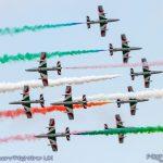 AIRSHOW NEWS: Il Frecce Tricolori Display Dates 2020