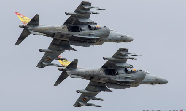 AIRSHOW NEWS: Covid Uncertainty Grounds Air Tattoo