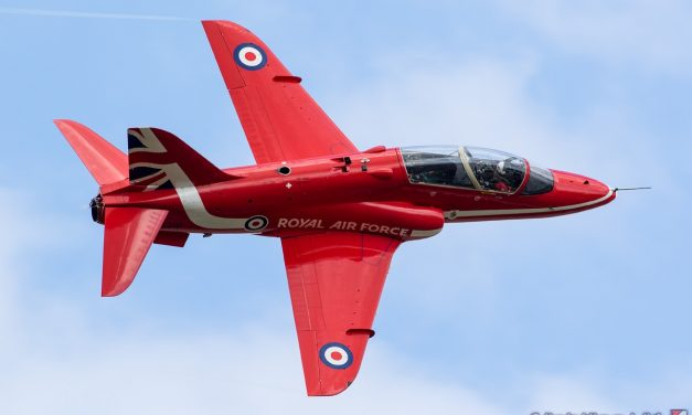 AIRSHOW NEWS: Guernsey Battle of Britain Air Display Planned to Take Off This September