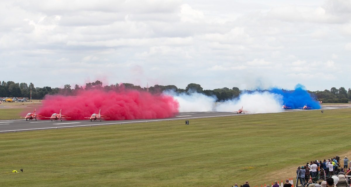 AIRSHOW NEWS: Royal International Air Tattoo 2020 Cancelled