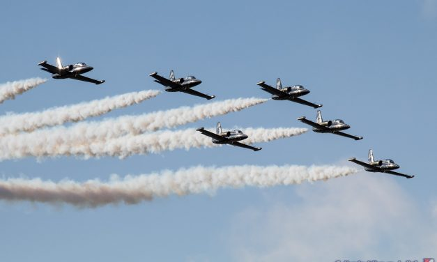 AIRSHOW NEWS: Day One of Blackpool Airshow cancelled, Sunday's display to go ahead as planned