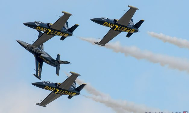 AIRSHOW NEWS: Ultimate Warbirds and Breitling Jets Signal Arrival of New Displays at Eastbourne Airshow