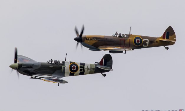 AIRSHOW NEWS: Battle of Britain Memorial Day to move online