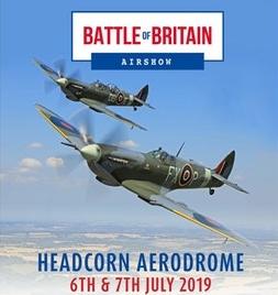 Aero Legends Battle of Britain Airshow, Headcorn