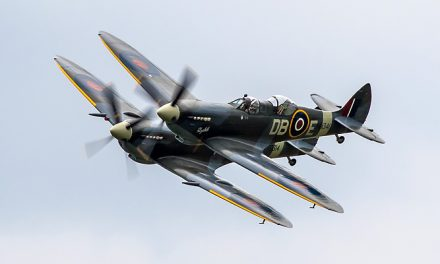 REVIEW: Aero Legends Battle of Britain Airshow, Headcorn