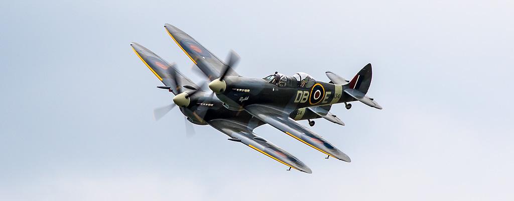 REVIEW: Aero Legends Battle of Britain Airshow, Headcorn