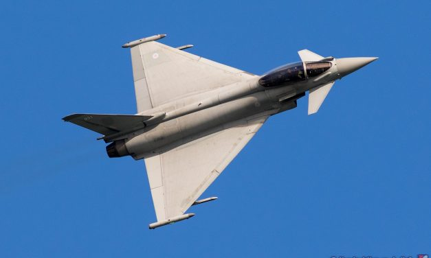 PREVIEW: Airbourne, Eastbourne International Airshow 2020
