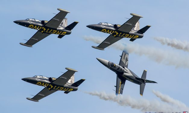 AIRSHOW NEWS: Charities Flying High From Airbourne Donations