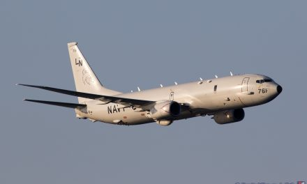 AIRSHOW NEWS: US Navy P-8A Poseidon to support this year's Bournemouth Air Festival
