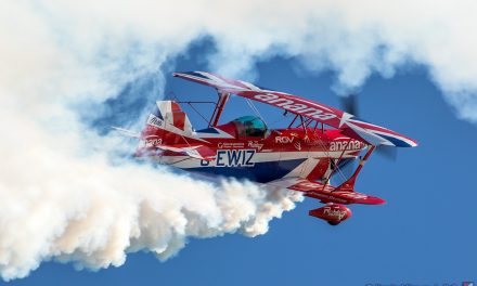 AIRSHOW NEWS: Clacton Airshow shortlisted for top events award