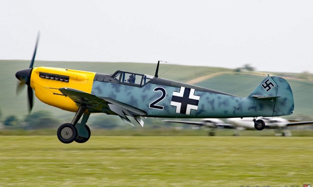 AIRSHOW NEWS: Flights, camera, action: Spitfires, Búchons and a Blenheim star in cinematic Battle of Britain Air Show