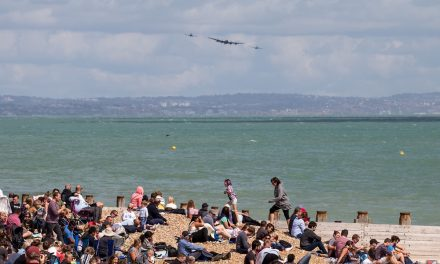 AIRSHOW NEWS: Eastbourne Airbourne will return in 2022, but looks for financial support for future events
