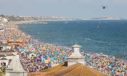AIRSHOW NEWS: Leading seafront airshow to offset carbon footprint