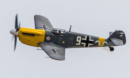 REVIEW: East Kirkby Airshow