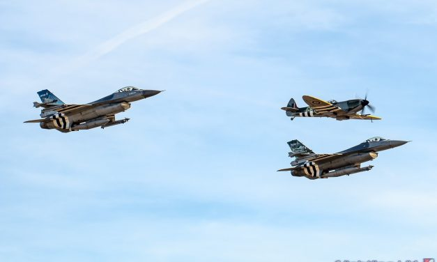 AIRSHOW NEWS: International Sanicole Airshow becomes a three day event for 2021
