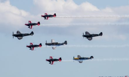 AIRSHOW NEWS: Organisers urge Festival Goers to consider a sustainable travel option to the Bournemouth Air Festival
