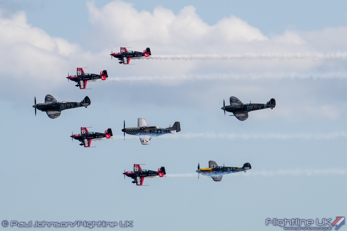 Biggin Hill Festival Of Flight >> PREVIEW: Bournemouth Air Festival 2020 | UK Airshow Information and Photography - Flightline UK