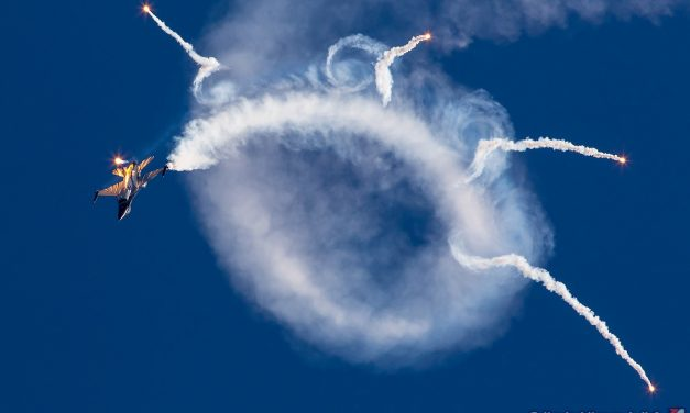 DVD REVIEW: 41st International Sanicole Airshow