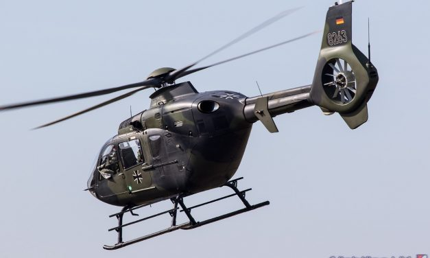 AIRSHOW NEWS: German Army Aviation EC-135 Displays 2020