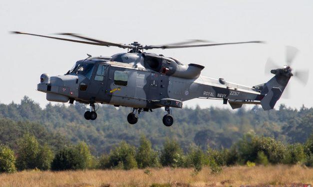 AIRSHOW NEWS: Royal Navy Wildcat Demo Team 2021