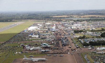 AIRSHOW NEWS: Air Tattoo savings are just the ticket