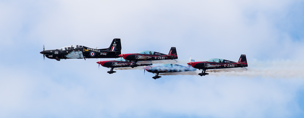 REVIEW: Southport Airshow