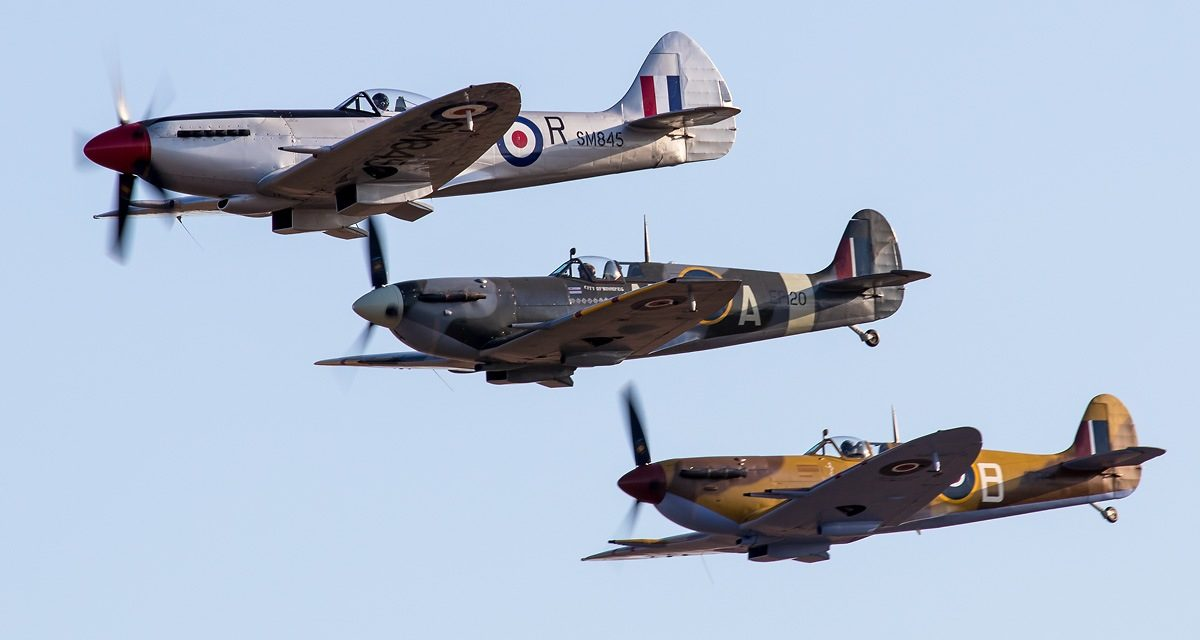 PREVIEW: Duxford Battle of Britain Airshow