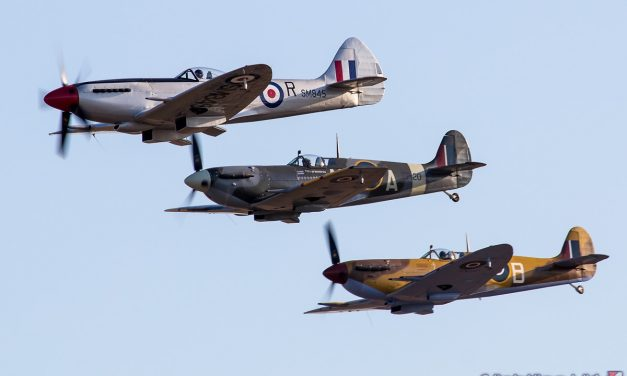 AIRSHOW NEWS: Duxford Battle of Britain Proms and Airshow Weekend Cancelled