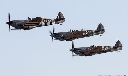 AIRSHOW NEWS: Fourteen Spitfires will take to the skies at IWM Duxford's 1940s inspired Battle of Britain Air Show