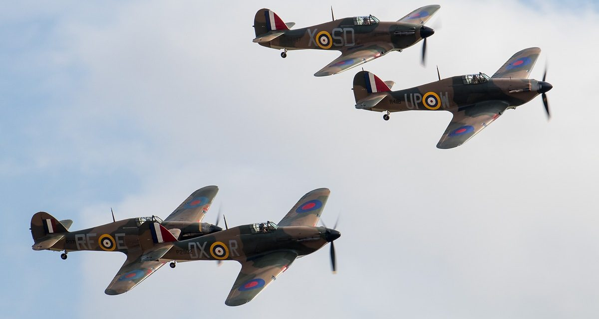 AIRSHOW NEWS: IWM Duxford announces two airshows and ten flying days for 2021