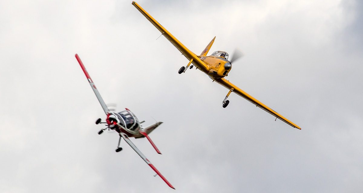 AIRSHOW NEWS: Shuttleworth Collection's Racing Celebration Drive-In Airshow (4th October) cancelled