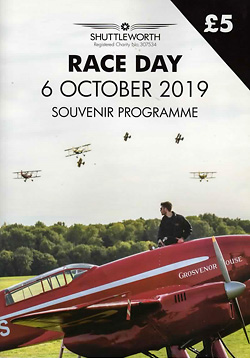 Shuttleworth Collection Race Day