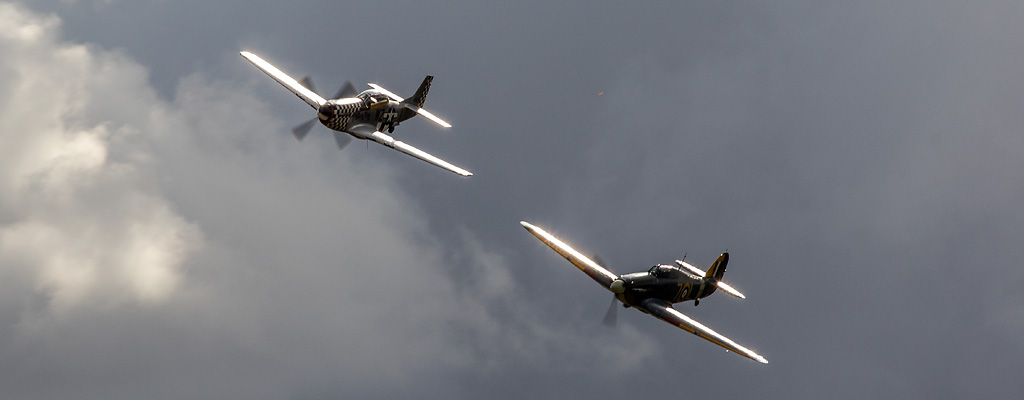REVIEW: Shuttleworth Collection Race Day Airshow