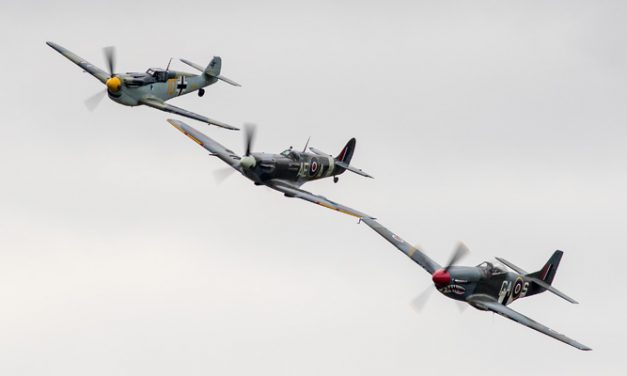 REVIEW: Duxford October Showcase Day