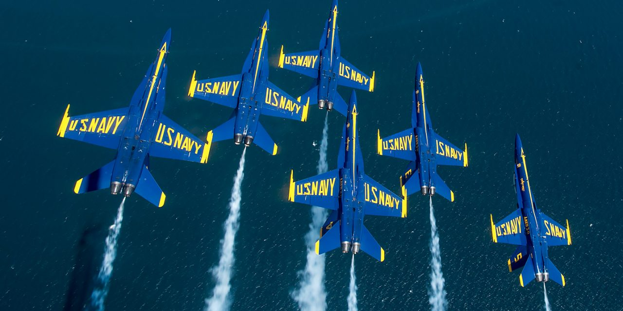 Cleveland Air Show 2020.Airshow News Us Navy Blue Angels Display Schedule 2020 Uk