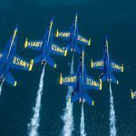 AIRSHOW NEWS: US Navy Blue Angels Display Schedule 2020